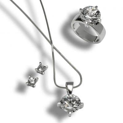Schmuck_Bergkristall_Diamant_SET