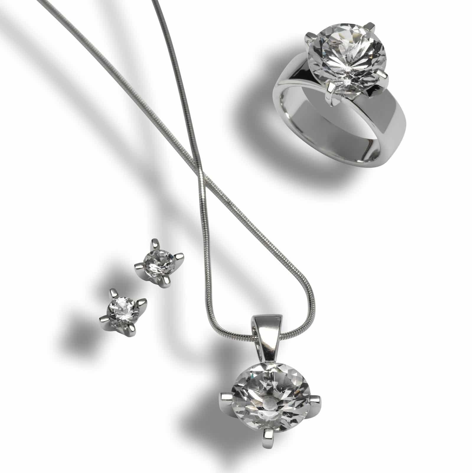 "Bergkristall ""Alpine Diamant"""