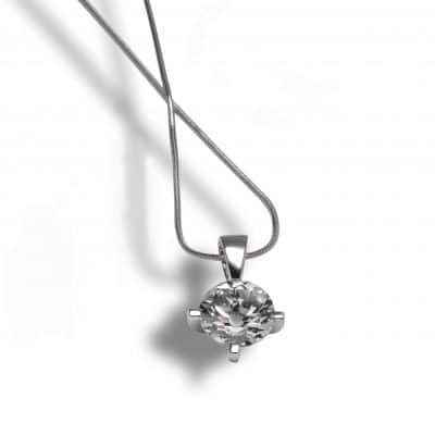 Schmueck_Kette_Bergkristall_Diamant